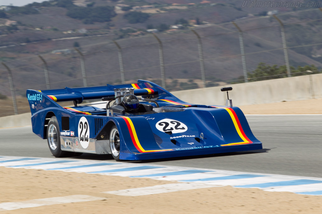 Sting GW1 Chevrolet - Chassis: GW1   - 2014 Monterey Motorsports Reunion