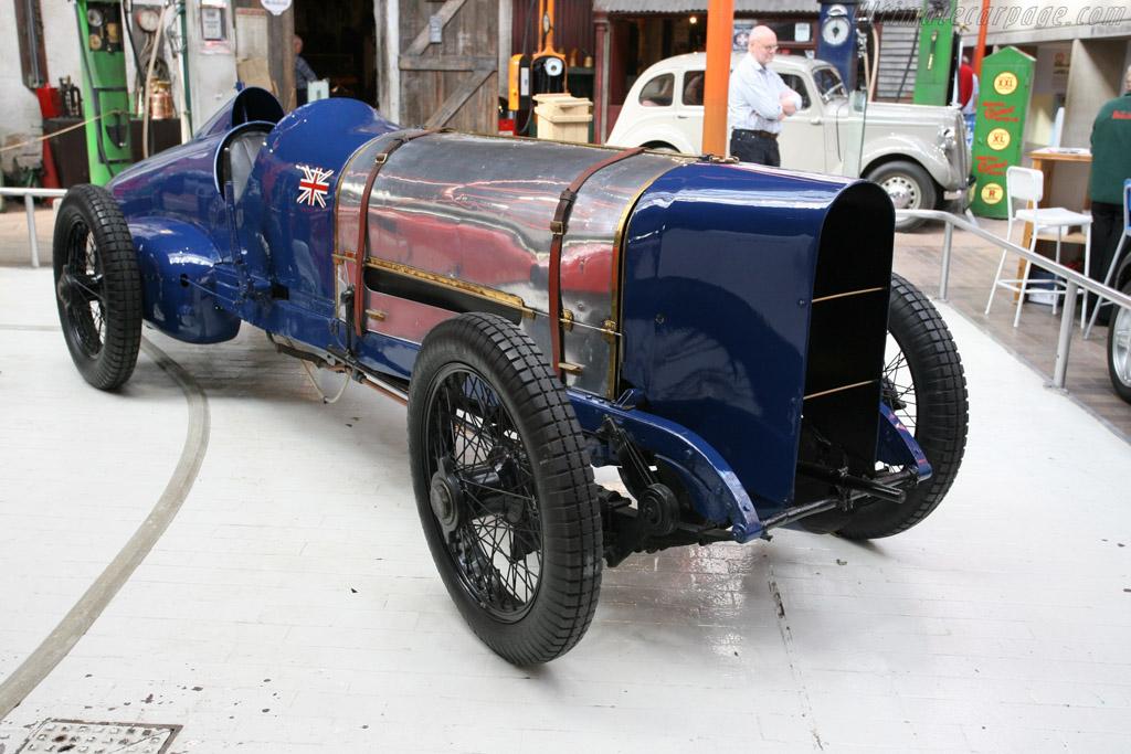 Sunbeam 350hp V12 - Chassis: 1   - British National Motor Museum Visit