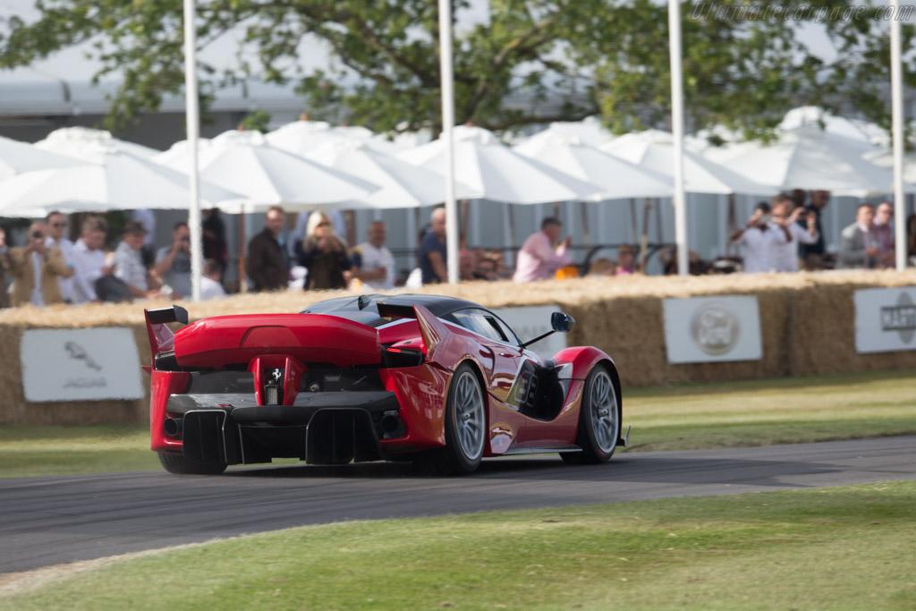 Ferrari FXX K - Chassis: 208027   - 2015 Goodwood Festival of Speed