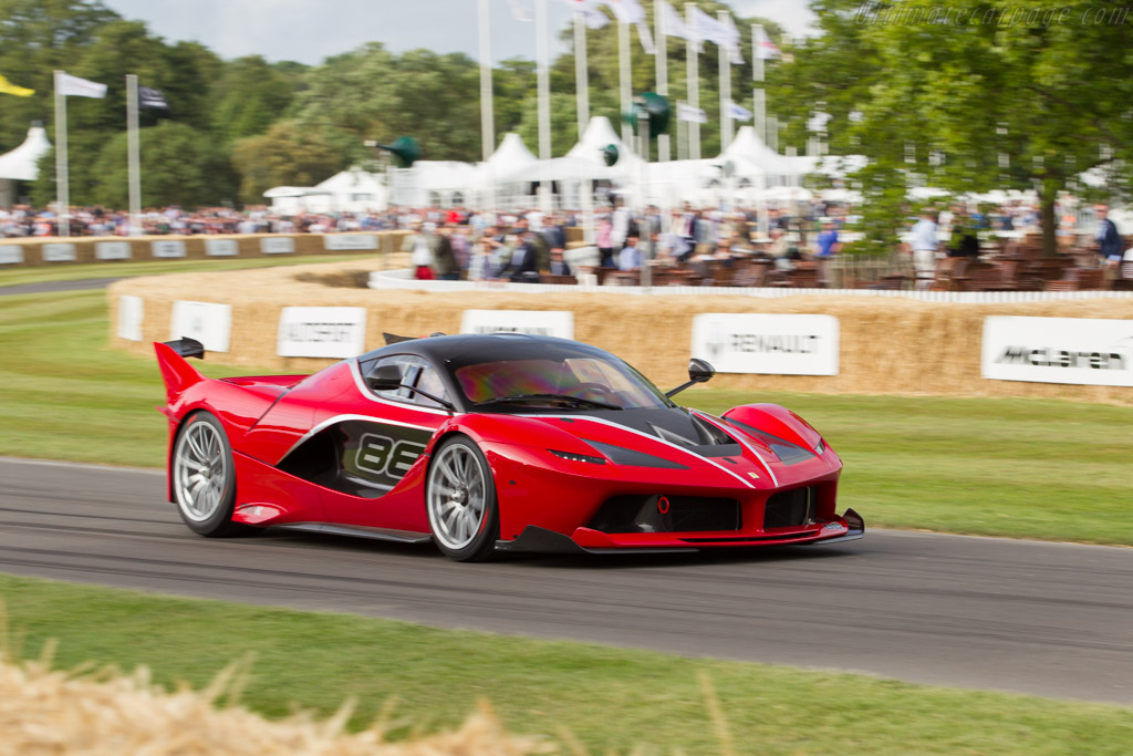 Ferrari FXX K - Chassis: 208027   - 2015 Goodwood Festival of Speed