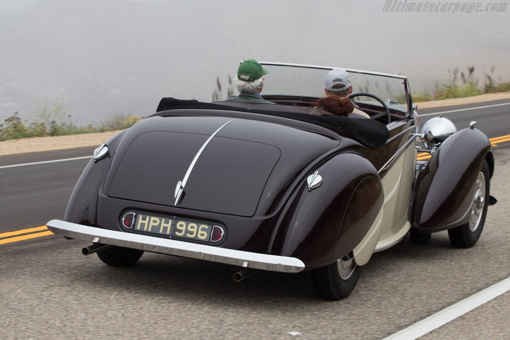 Lagonda V12 Rapide Drophead Coupe - Chassis: 14091   - 2014 Pebble Beach Concours d'Elegance
