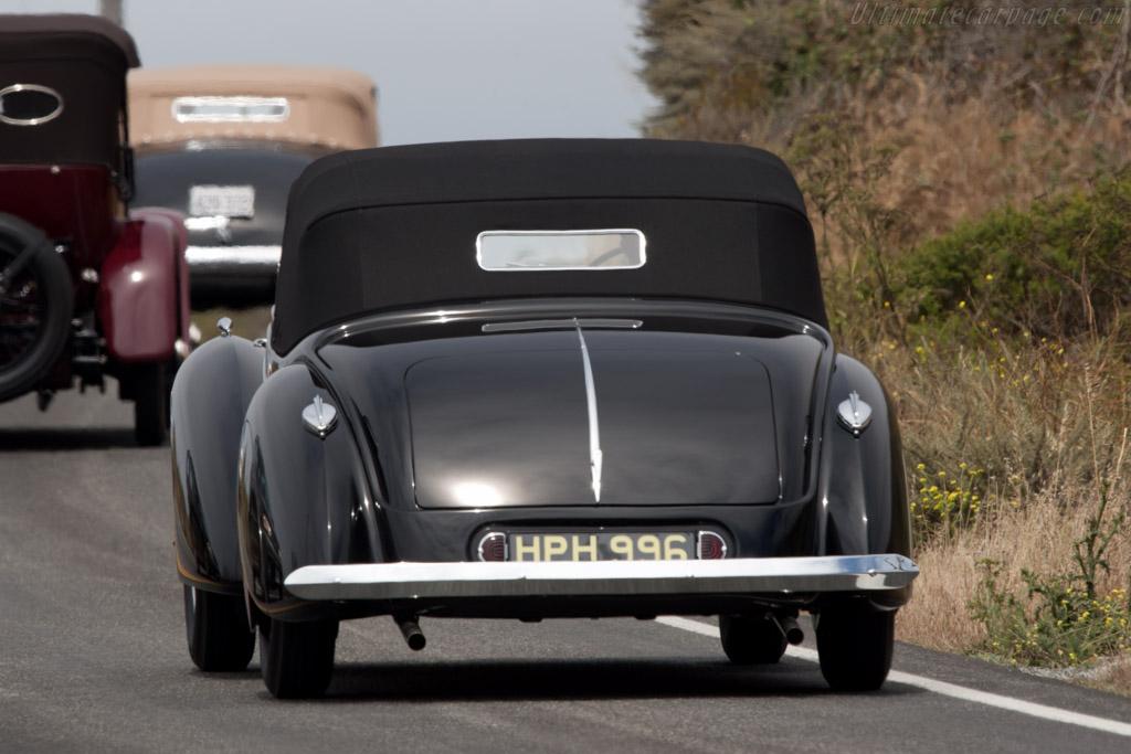 Lagonda V12 Rapide Drophead Coupe - Chassis: 14082   - 2010 Pebble Beach Concours d'Elegance
