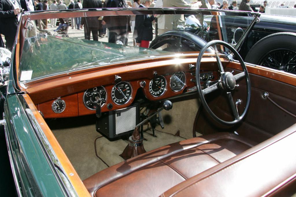 Lagonda V12 Rapide Drophead Coupe - Chassis: 14068   - 2010 Concorso d'Eleganza Villa d'Este