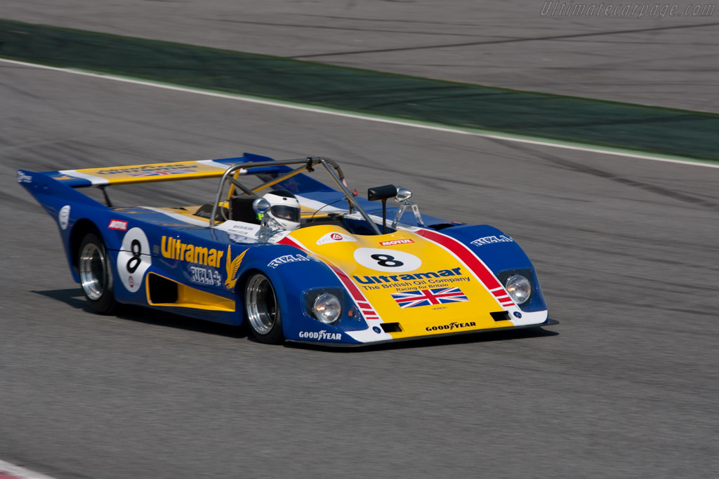 Lola T296 Cosworth - Chassis: HU87   - 2009 Le Mans Series Catalunya 1000 km