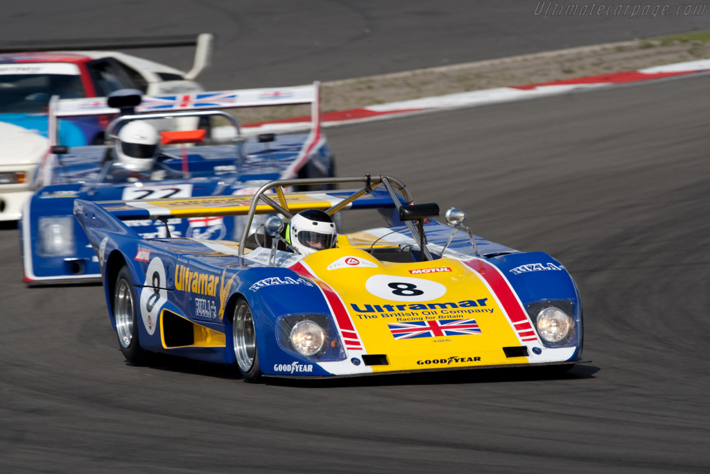 Lola T296 Cosworth - Chassis: HU87   - 2009 Le Mans Series Nurburgring 1000 km