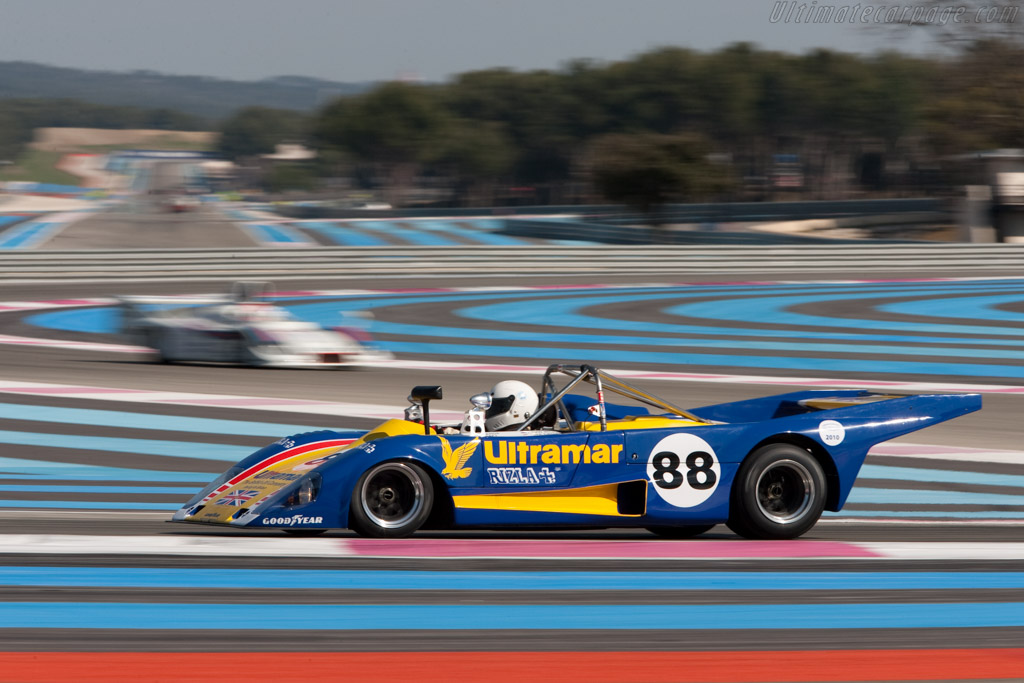 Lola T296 Cosworth - Chassis: HU87   - 2010 Le Mans Series Castellet 8 Hours