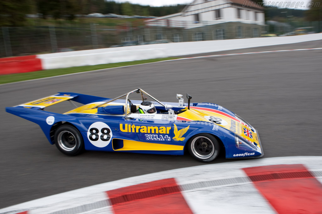 Lola T296 Cosworth - Chassis: HU87   - 2010 Le Mans Series Spa 1000 km