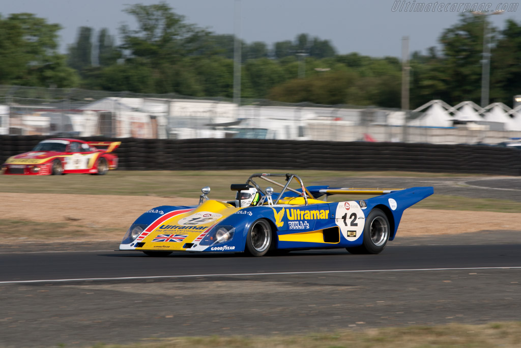 Lola T296 Cosworth Chassis Hu87 2010 Le Mans Classic