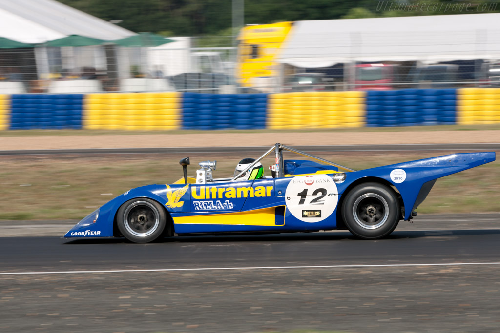 Lola T296 Cosworth - Chassis: HU87   - 2010 Le Mans Classic