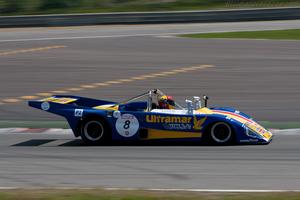 Lola T296 Cosworth - Chassis: HU87   - 2011 Spa Classic