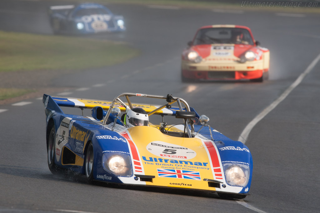Lola T296 Cosworth - Chassis: HU87   - 2012 Le Mans Classic