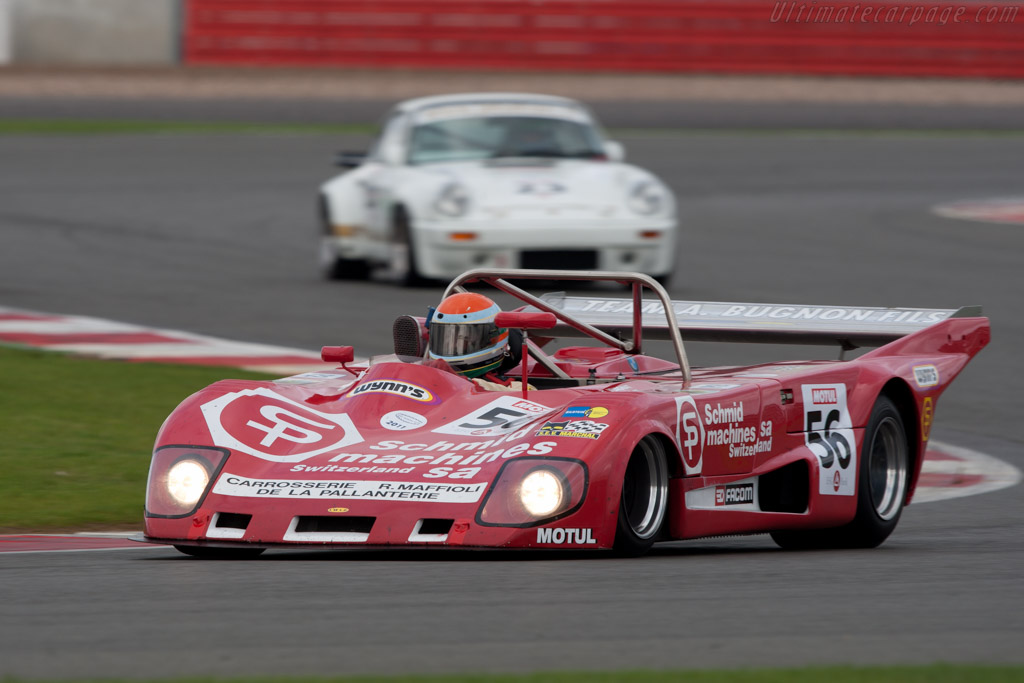 Lola T296 Cosworth - Chassis: HU82   - 2011 Le Mans Series 6 Hours of Silverstone (ILMC)