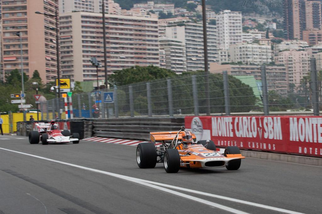 March 701 Cosworth - Chassis: 701/10   - 2012 Monaco Historic Grand Prix