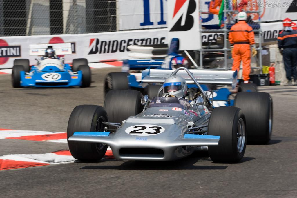 March 701 Cosworth - Chassis: 701/9   - 2008 Monaco Historic Grand Prix