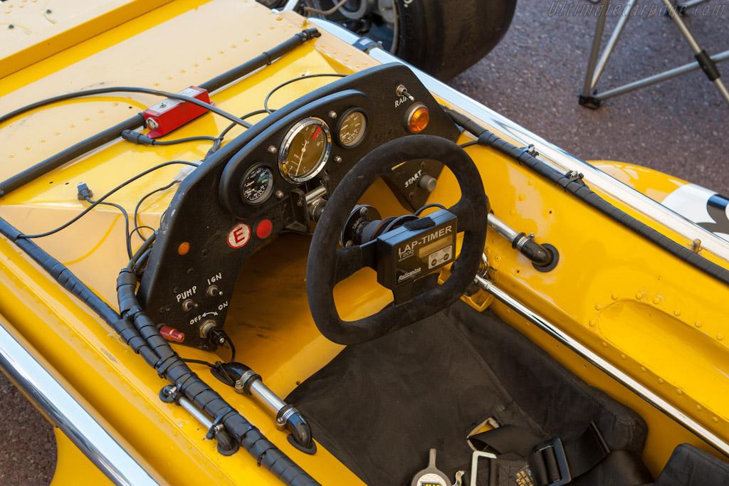 March 701 Cosworth - Chassis: 701/8   - 2012 Monaco Historic Grand Prix