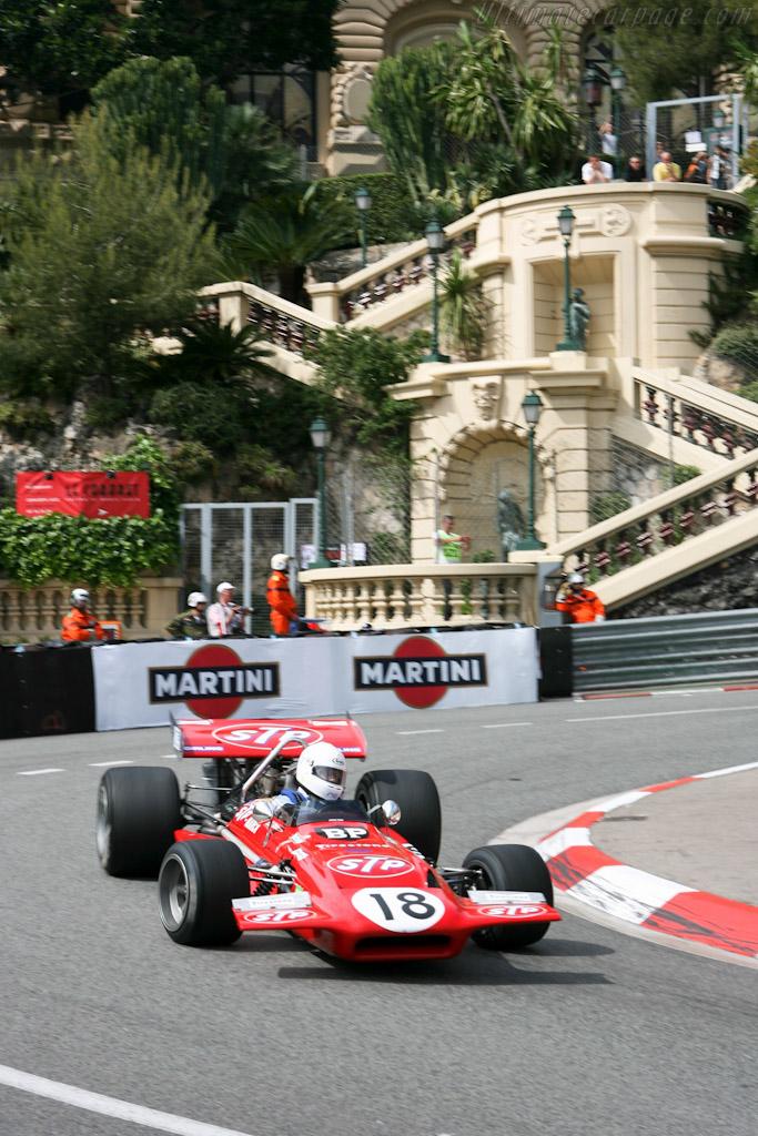 March 701 Cosworth - Chassis: 701/6   - 2006 Monaco Historic Grand Prix