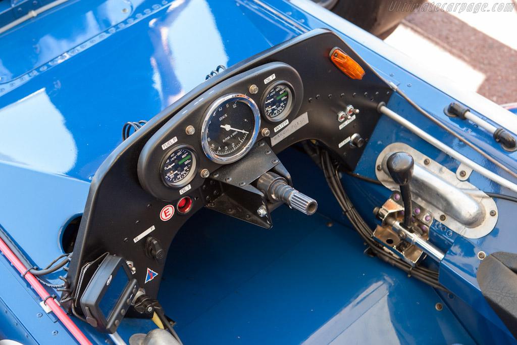 March 701 Cosworth - Chassis: 701/2   - 2012 Monaco Historic Grand Prix