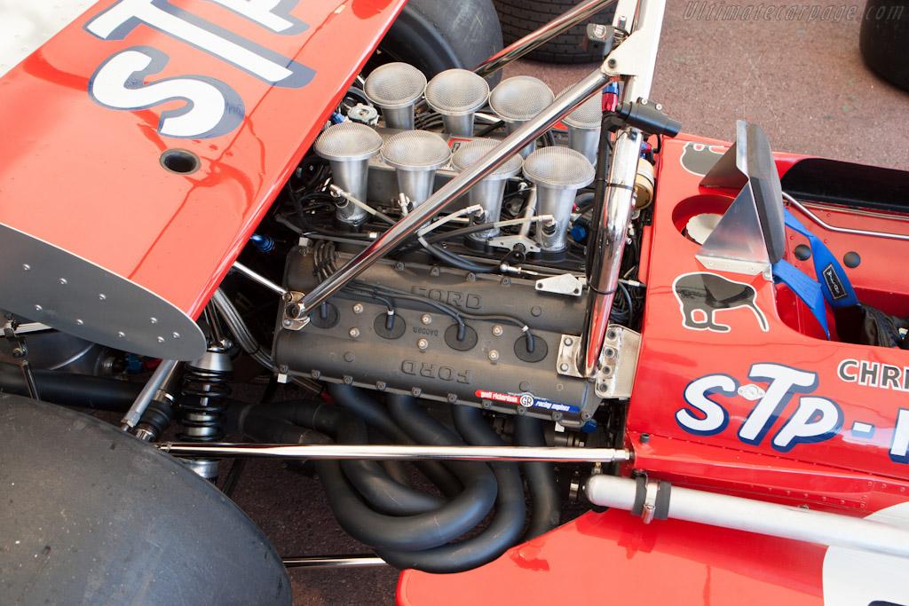 March 701 Cosworth - Chassis: 701/1   - 2012 Monaco Historic Grand Prix