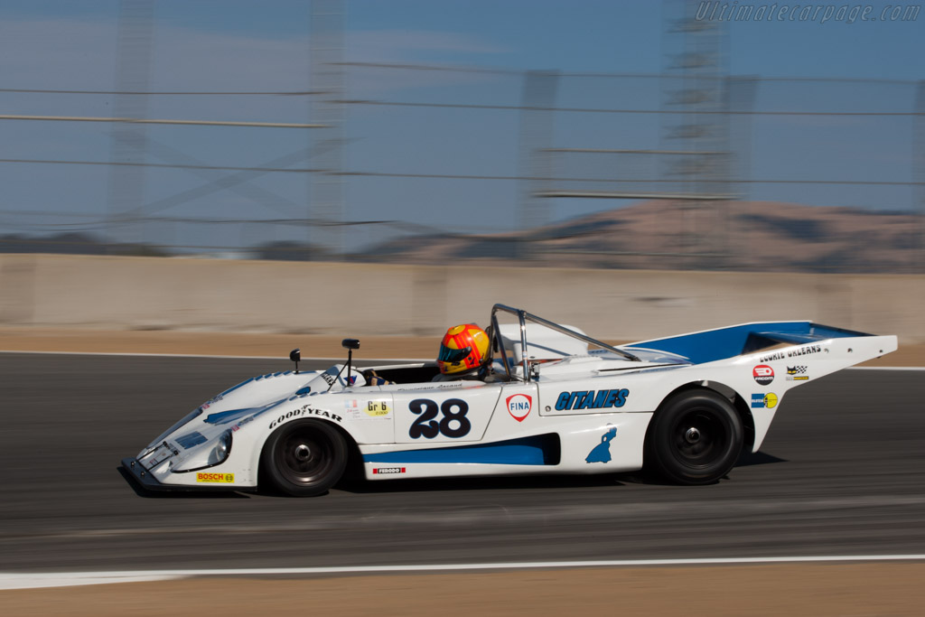 Lola T297 BMW - Chassis: HU92   - 2012 Monterey Motorsports Reunion