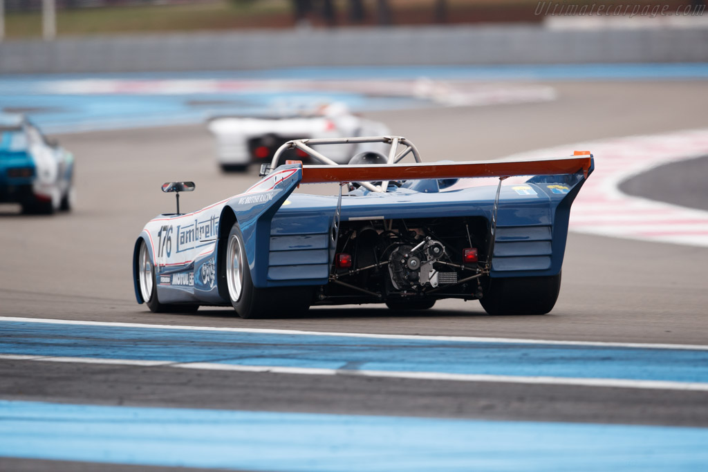 Lola T298 BMW - Chassis: HU100  - 2019 Dix Mille Tours