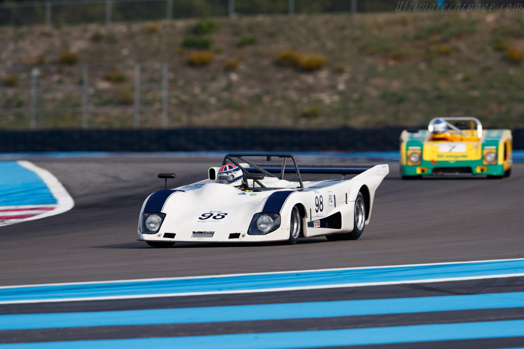Lola T298 BMW - Chassis: HU93  - 2019 Dix Mille Tours