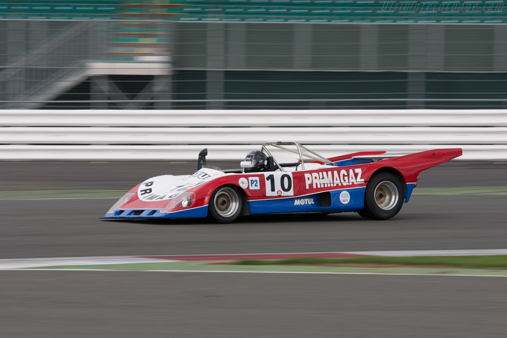 Lola T298 BMW - Chassis: HU104   - 2011 Le Mans Series 6 Hours of Silverstone (ILMC)