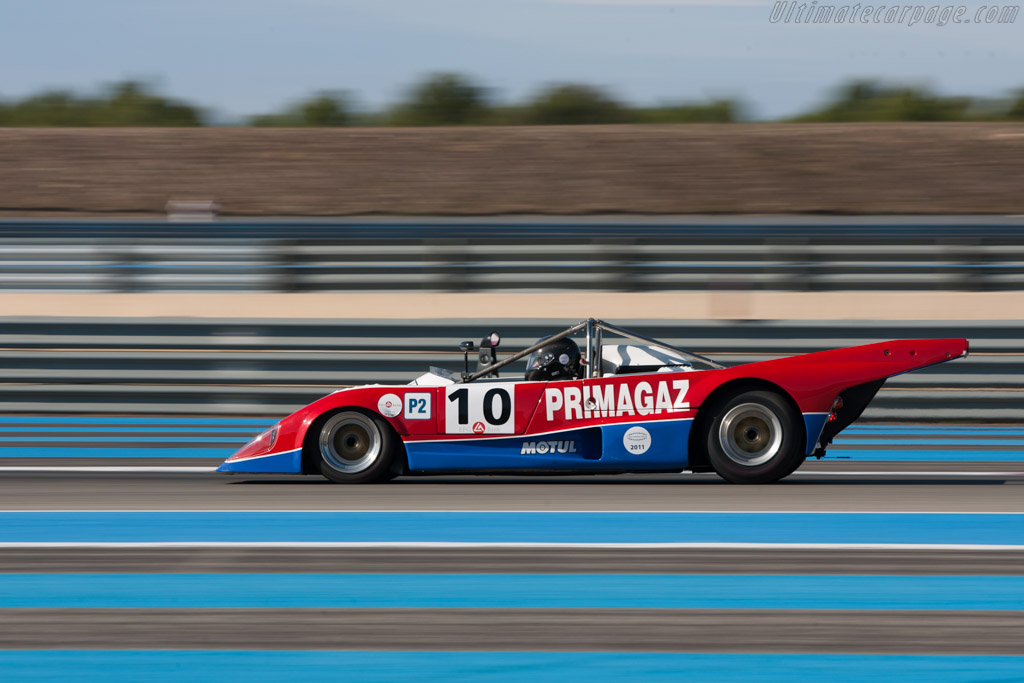 Lola T298 BMW - Chassis: HU104   - 2011 Dix Mille Tours