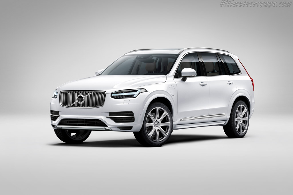 Click here to open the Volvo XC90 T8 gallery