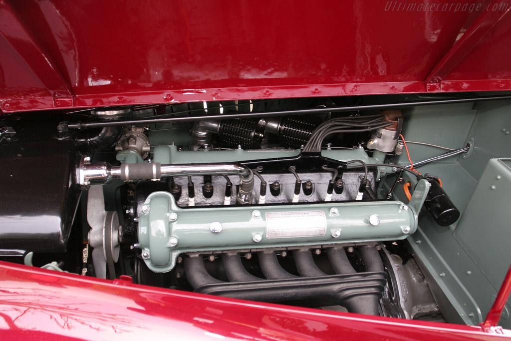 Alfa Romeo 6C 2500 S Touring Berlinetta - Chassis: 915033   - 2007 Concorso d'Eleganza Villa d'Este