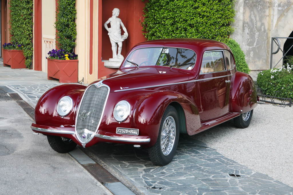 Click here to open the Alfa Romeo 6C 2500 S Touring Berlinetta gallery