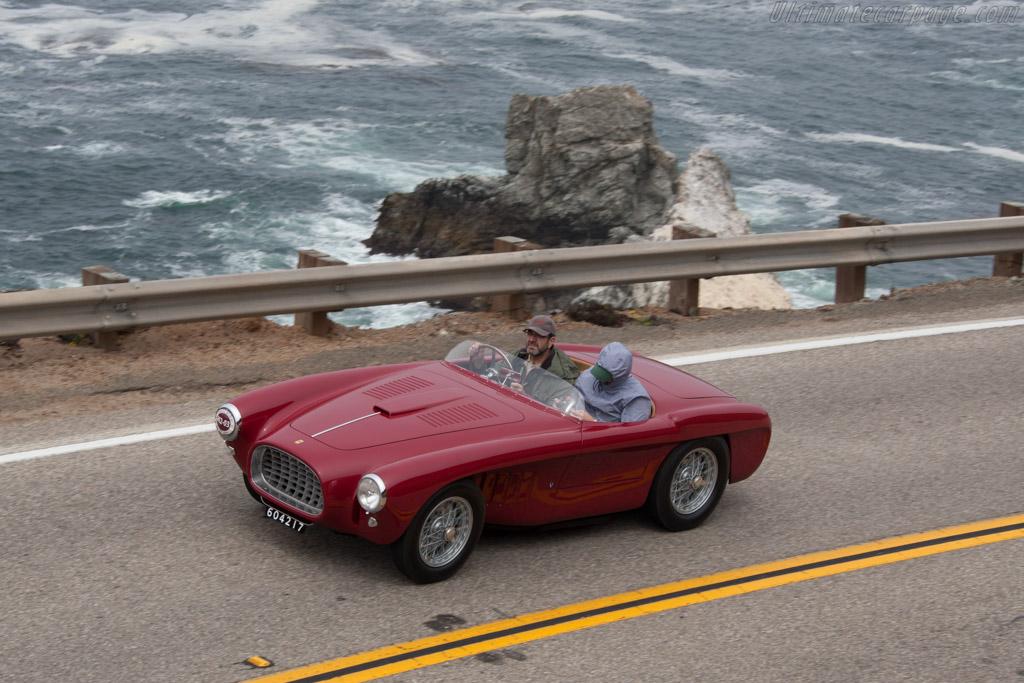 Ferrari 225 Export Vignale Spyder - Chassis: 0216ED   - 2014 Pebble Beach Concours d'Elegance