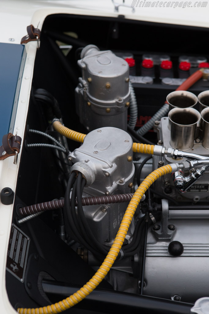 Ferrari 250 Monza Scaglietti Pontoon Spyder - Chassis: 0432M   - 2014 Pebble Beach Concours d'Elegance