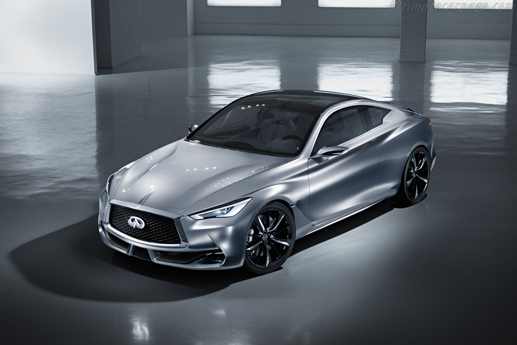 Click here to open the Infiniti Q60 Concept gallery