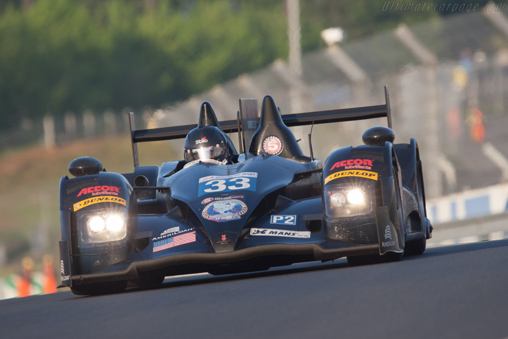 HPD ARX-03b - Chassis: 03   - 2012 24 Hours of Le Mans