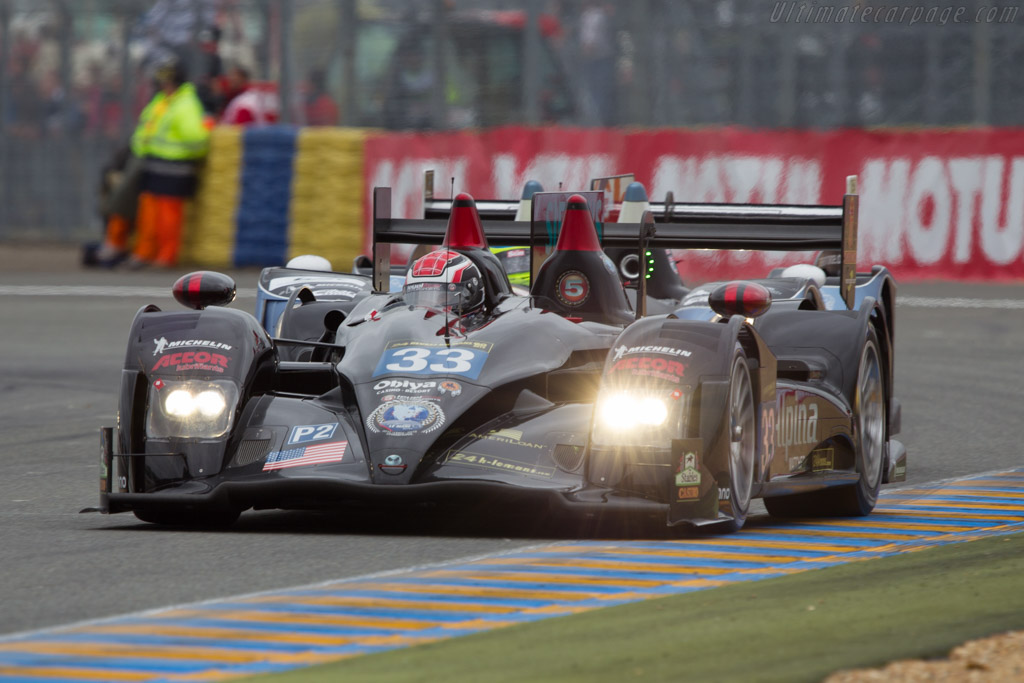 HPD ARX-03b - Chassis: 03   - 2013 24 Hours of Le Mans