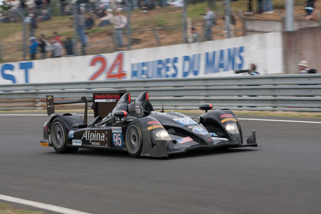 HPD ARX-03b - Chassis: 02   - 2012 Le Mans Test