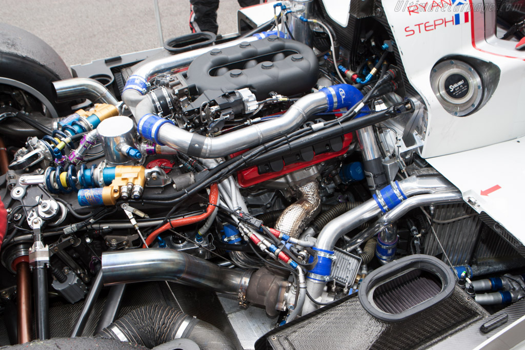 HPD ARX-03b - Chassis: 06   - 2012 WEC 6 Hours of Spa-Francorchamps