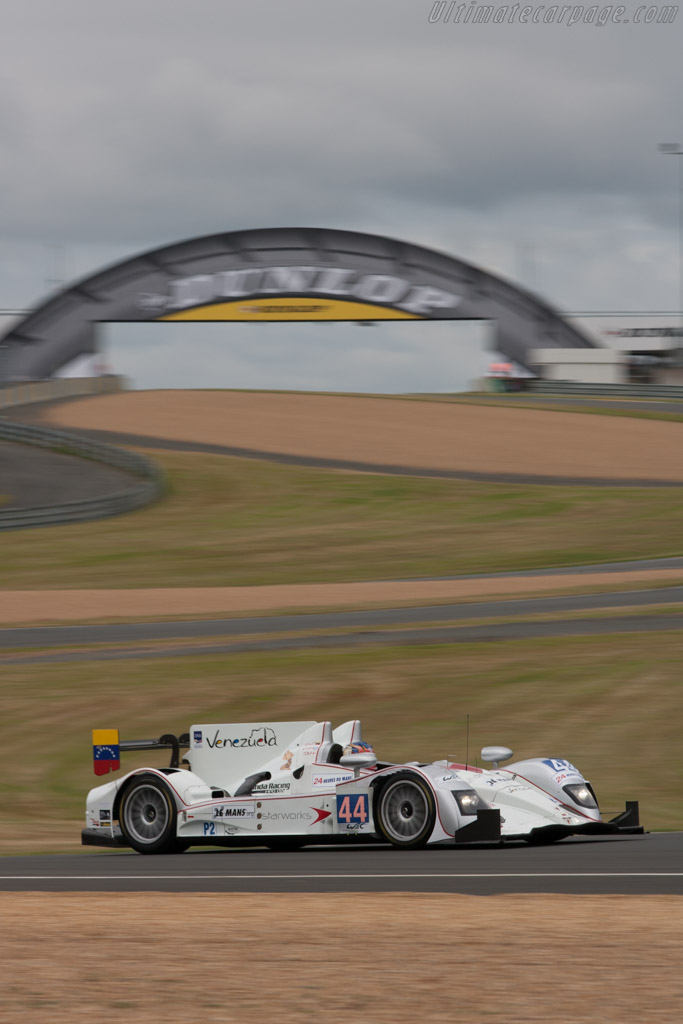 HPD ARX-03b - Chassis: 06   - 2012 Le Mans Test