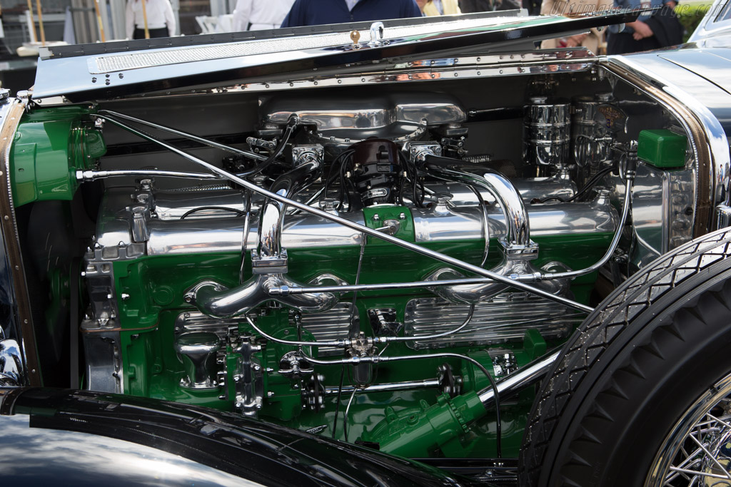 Duesenberg SJ Brunn Riviera Phaeton - Chassis: 2551 J-528   - 2014 Pebble Beach Concours d'Elegance