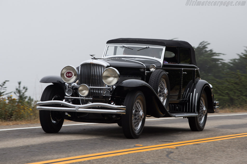 Click here to open the Duesenberg SJ Brunn Riviera Phaeton gallery