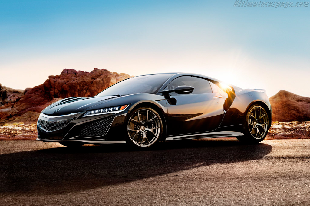 Click here to open the Acura NSX gallery