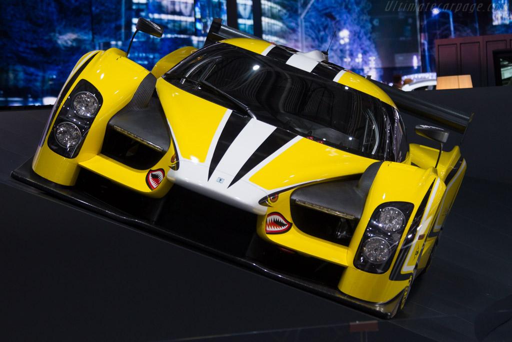 SCG 003C - Chassis: 002   - 2015 Geneva International Motor Show