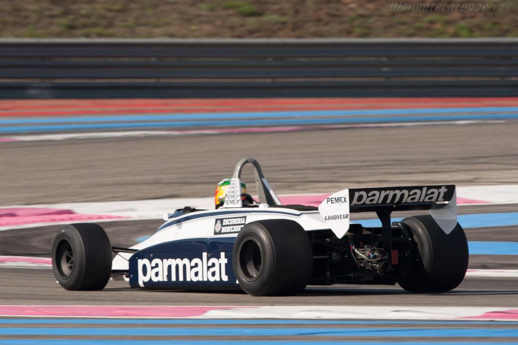 Brabham BT49C Cosworth - Chassis: BT49C/10   - 2012 Dix Mille Tours