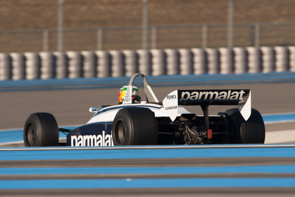 Brabham BT49C Cosworth - Chassis: BT49C/10   - 2012 Dix Mille Tours
