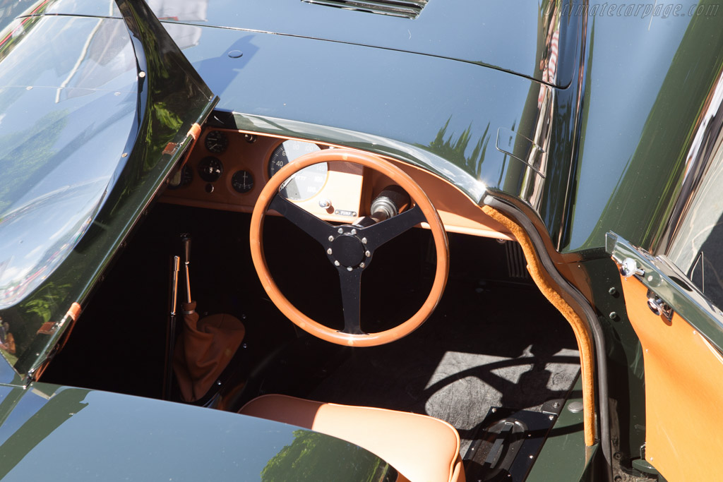 Jaguar XK120 Jabbeke Special - Chassis: 660986   - 2014 Concorso d'Eleganza Villa d'Este