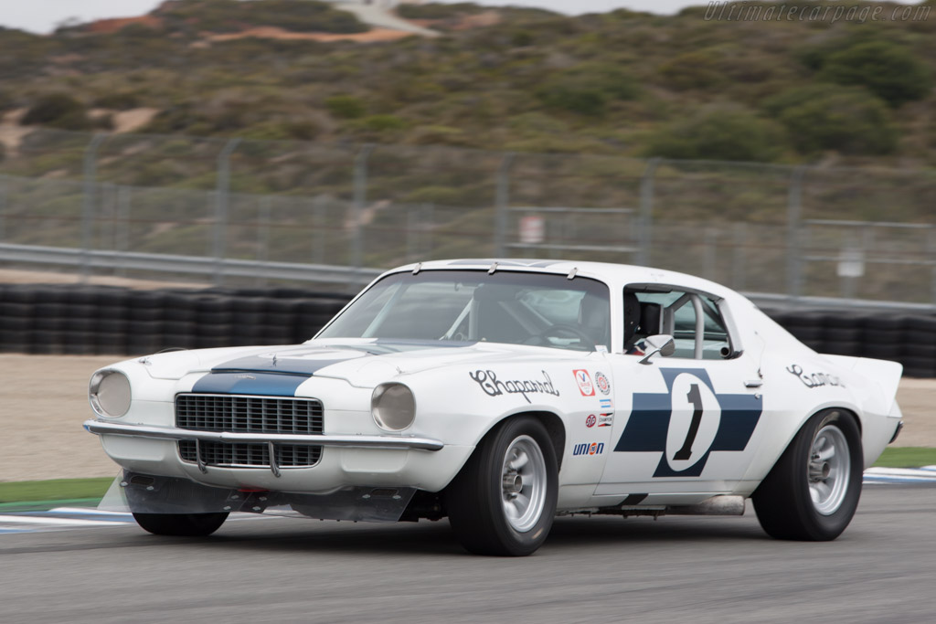 Chevrolet Camaro Trans-Am - Chassis: 01   - 2011 Monterey Motorsports Reunion