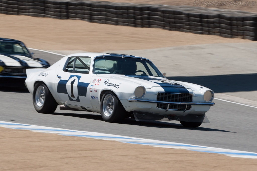 Chevrolet Camaro Trans-Am - Chassis: 01   - 2012 Monterey Motorsports Reunion