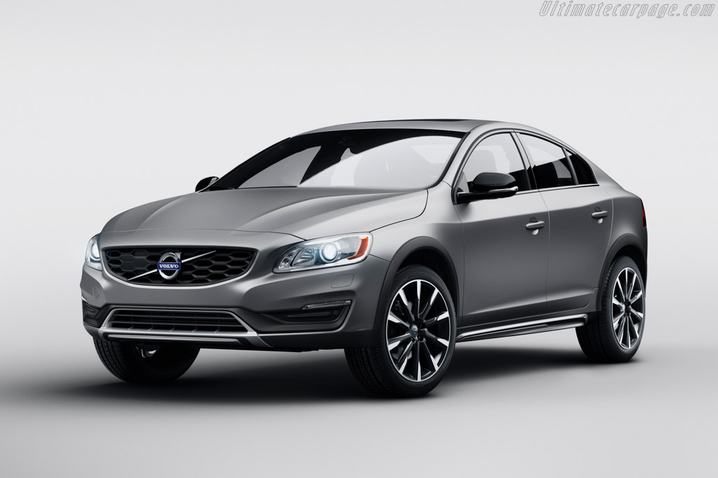 Click here to open the Volvo S60 Cross Country gallery