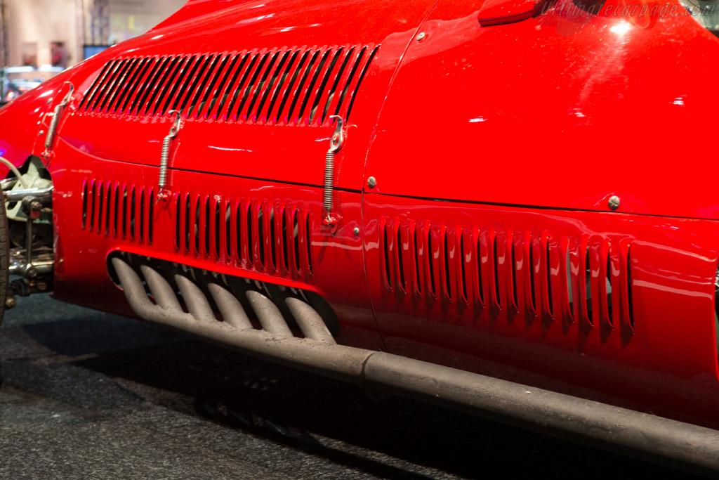 Ferrari 340 F1 - Chassis: 125-C-04   - 2015 Interclassics and Topmobiel