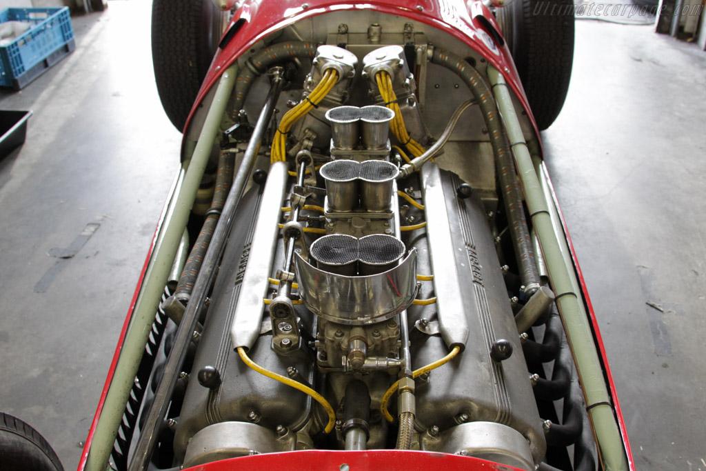 Ferrari 340 F1 - Chassis: 125-C-04   - 2015 Historic Grand Prix Zandvoort